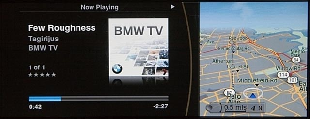 bmw idrive ipod iphone ipad connector