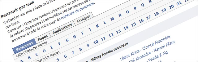 facebook directory annuaire profils utilisateurs hack