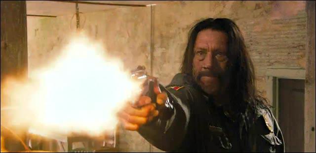 machete danny trejo photo film Jessica Alba, Steven Seagal, Robert De Niro