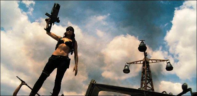 Machete danny trejo Michelle Rodriguez photo nu Jessica Alba, Steven Seagal, Robert De Niro