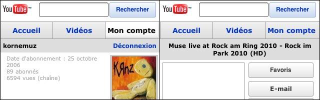 new youtube mobile screenshot iphone photo