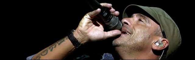 photo video hd concert Eros Ramazzotti foire aux vins colmar 2010 FAV