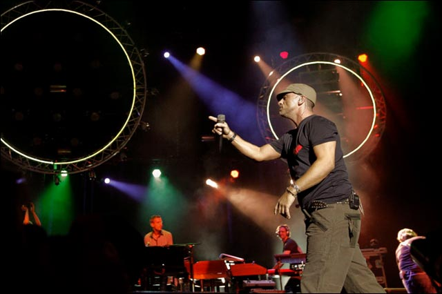 Eros Ramazzotti foire aux vins colmar 2010 FAV photo video hd