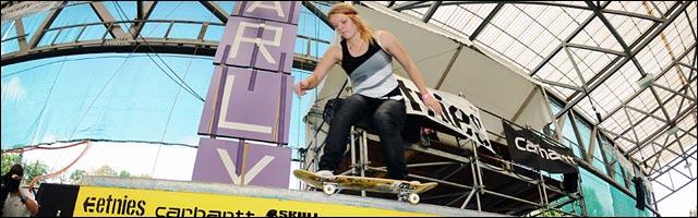European Skateboard Championships 2010 skate
