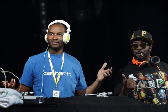 photo video hd concert live NTM DJ foire aux vins colmar 2010 fav