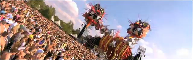 Defqon 1 Festival 2009 Official After Movie video hd