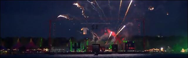 photo video hd after movie defqon 1 festival 2010 hollande pays bas
