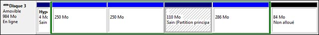 tutoriel installation vmware esxi 4 sur cle usb gestion disque dur