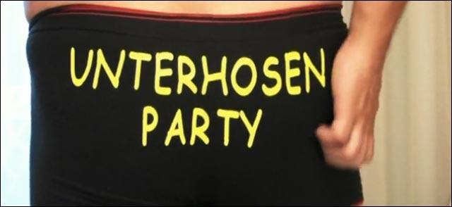 clip video Tim Toupet Unterhosenparty schlager musique