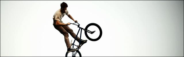 bmx slowmotion video hd canon eos 7D