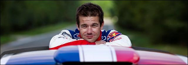 video hd photo Citroen DS3 WRC rallye Sebastien Loeb 2012