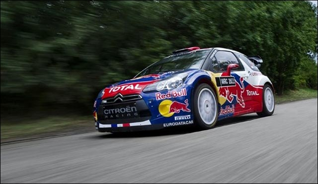 video hd photo Citroen DS3 WRC 2011 2012 rallye super 1600