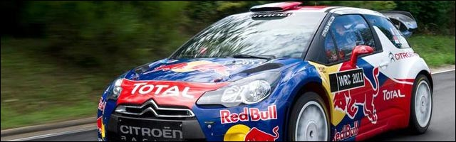 video hd photo Citroen DS3 WRC 2011 2012 rallye sebastien loeb