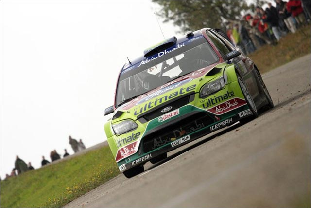 WRC Rallye France 2010 photo Alsace