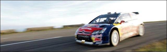 WRC Rallye France 2010 header