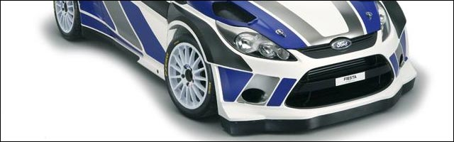 ford fiesta rs wrc 2011 photo exclusive rallye