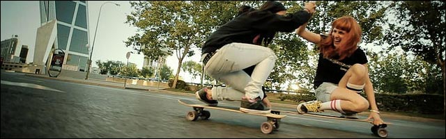 longboard girls crew video hd