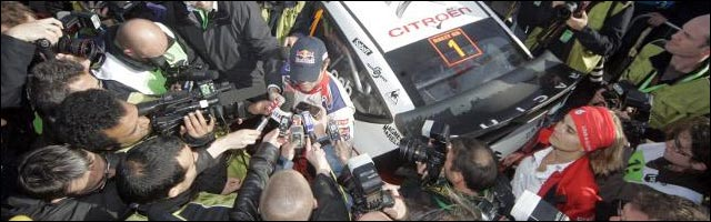 photo sebastien loeb journaliste wrc seb leub