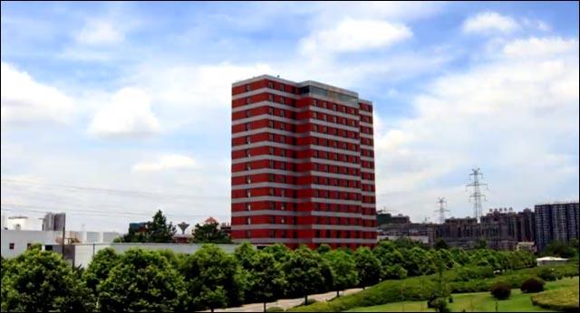 construction hotel chine apres photo chantier fini chinois