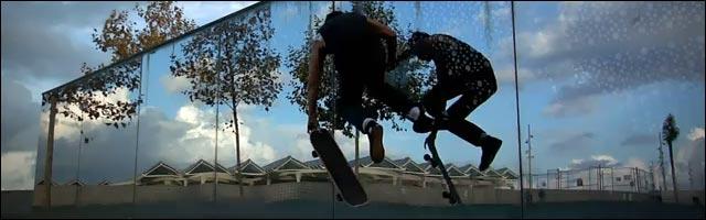 video haute definition skate sk8 kilian martin flat rodney mullen offspring