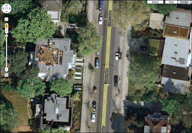 google maps street view allemagne espionnage residentiel