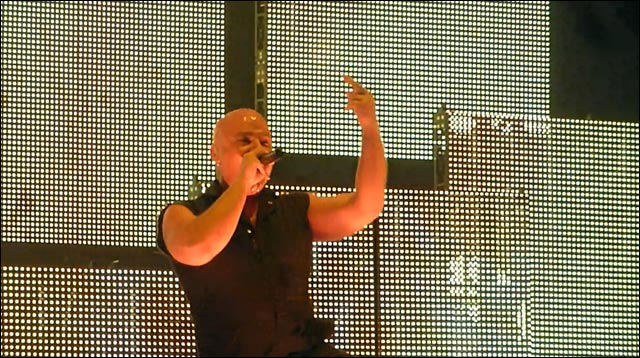 Disturbed Down sickness live concert 2010 video hd photo picture