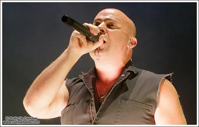 Disturbed concert Taste of Chaos Freiburg 2010 video hd photo picture
