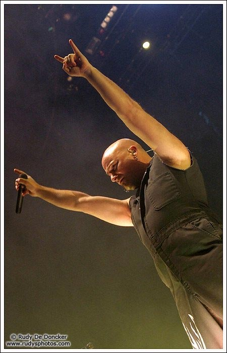 Disturbed live Taste of Chaos Freiburg video hd photo concert