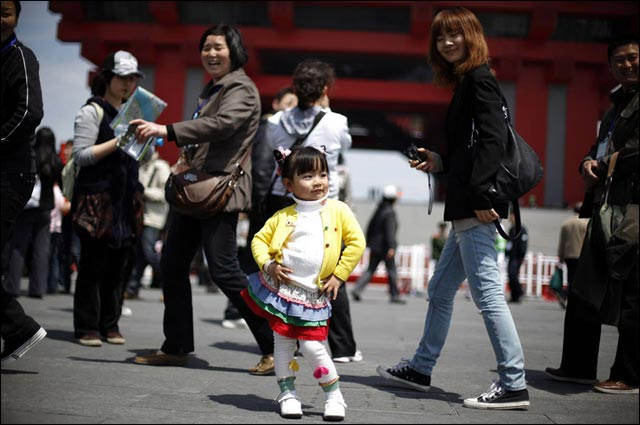 best of photos 2010 Reuters Chine Japon deguisement manga