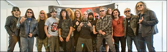 big four sonisphere amneville 2011 concert live metallica slayer anthrax megadeth