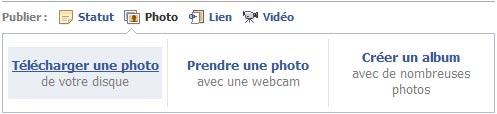 tutoriel hack Facebook upload photo telecharger photos profil ami sexy