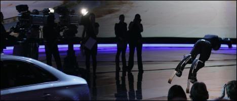 allemagne tv wetten dass chute saut voiture video non censuree mort