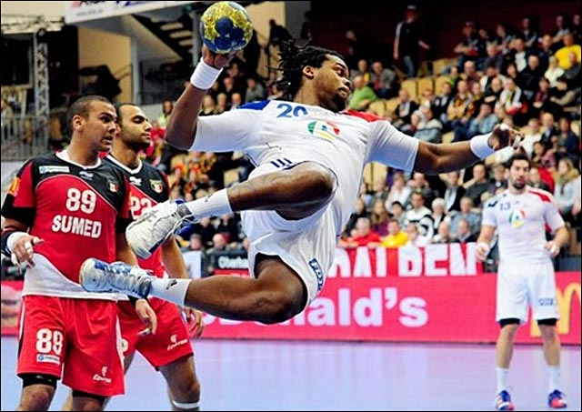photo handball france championnat du monde 2011
