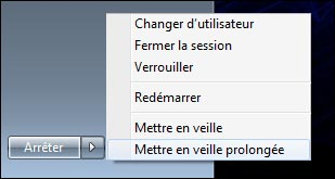 tutoriel guide howto activer veille prolongee windows 7 hibernation