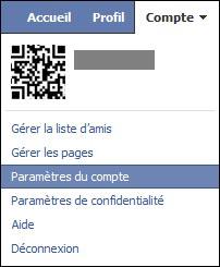 securiser compte Facebook avec SSL HTTPS