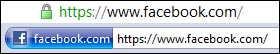 proteger securiser compte Facebook SSL TLS certificat HTTPS