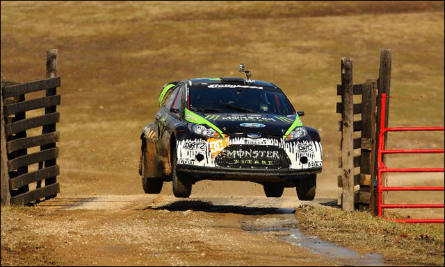 Ford Fiesta WRC 2011 rallye photo video hd