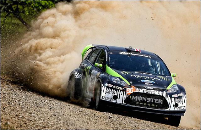 Ford Fiesta WRC 2011 rallye photo video hd