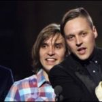 Grammy Awards 2011 photo podium Lady Antebellum gagnant