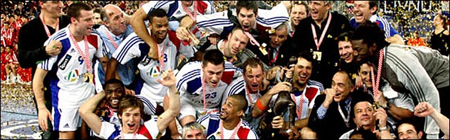 equipe de france handball 2011 champion du monde les experts fr