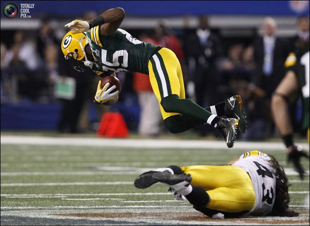 SuperBowl XLV 2011 Green Bay Packers Pittsburgh Steelers photos hd