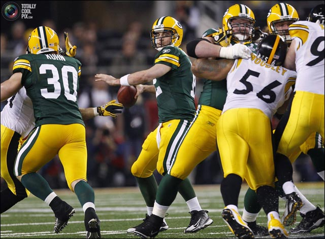 photos hd Super Bowl XLV 2011 Green Bay Packers Pittsburgh Steelers