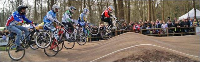 Championnat de France velo cyclisme BMX finale 2011
