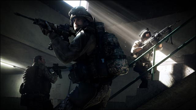 Battlefield 3 gameplay full hd preview BF3 jeu video