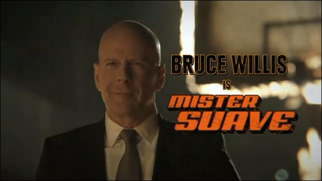 Nike Basketball Black Mamba Bruce Willis Mister Suave video hd basket