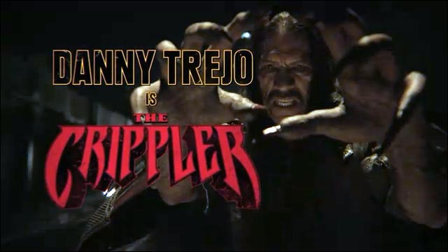 Nike Basketball Black Mamba Danny Trejo Crippler video publicite basket