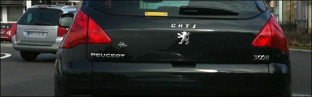 Peugeot 3008 GTI CHTI ch'ti Lille Nord pas de calais boulet