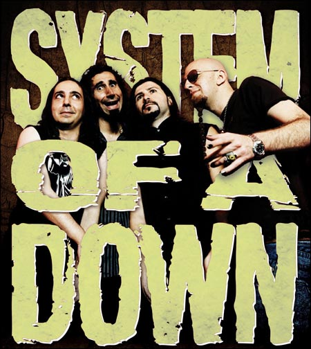 SOAD 2011 System of a Down concerts photo video France Europe