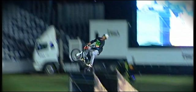 bmx backflip Special Flip Greg Powell video hd Red Bull Nitro Circus