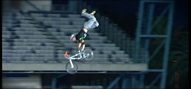 tuto comment faire bmx backflip Special Flip Greg Powell video photo